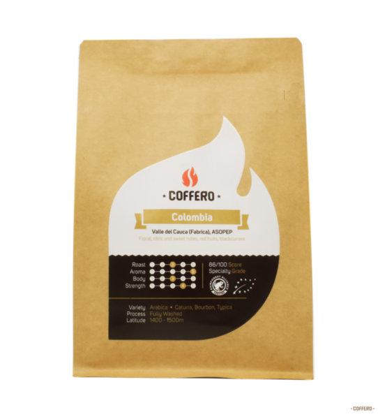 """Прясно изпечено """"Специално Кафе"""" Колумбия, Фабрика БИО"""